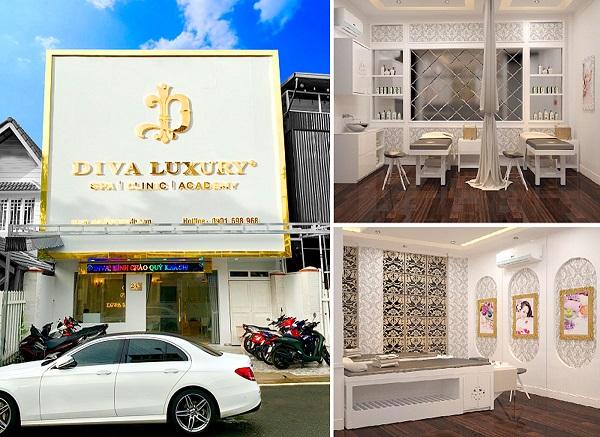 Diva Spa – Nơi phải đẹp có thể an tâm và tự tin làm đẹp