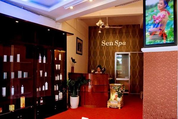 Top spa ở Nha Trang thể hiện đẳng cấp dịch vụ làm đẹp