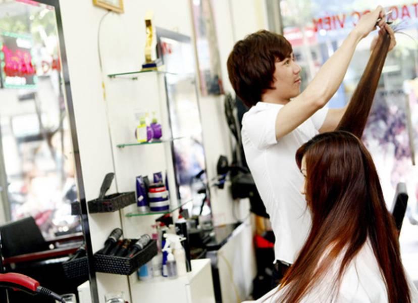 Tham khảo 4 địa chỉ làm tóc đẹp Gò Vấp khiến vạn nàng mê 2