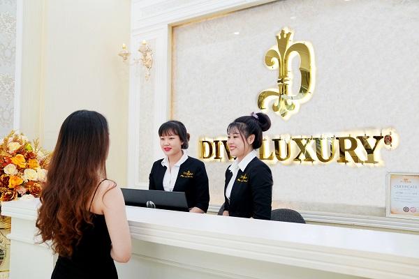 Dịch vụ tại Diva Luxury