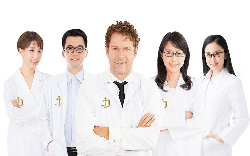DIVA Luxury sở hữu đội ngũ bác sĩ chuyên nghiệp