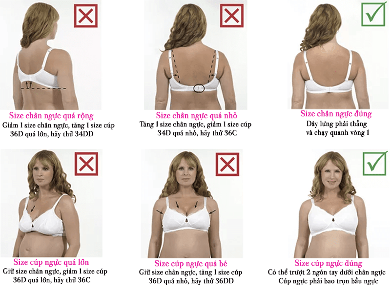 Cách làm ngực nhỏ lại cho nàng ngực phì đại 3