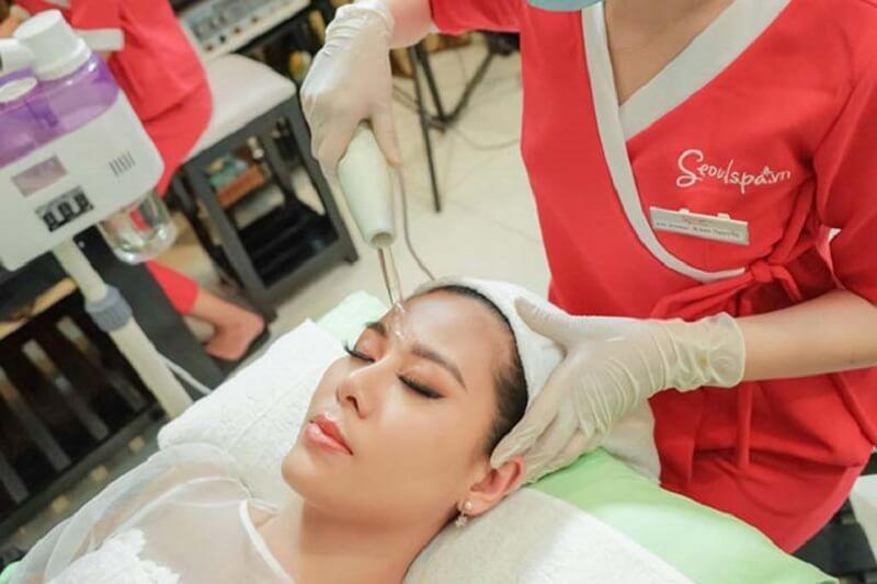 spa chăm sóc da mặt ở tphcm