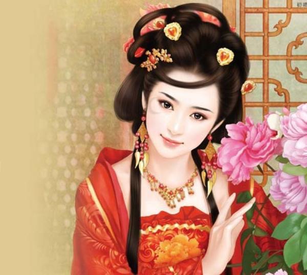 TOP10 mỹ nhân đẹp nhất trung quốc thời xưa