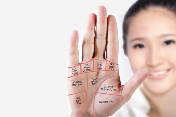 Nốt ruồi trong lòng bàn tay trái, phải nói lên điều gì?