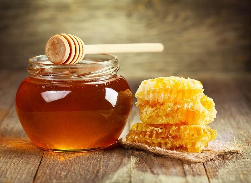 Cách trị mụn cám bằng mật ong-3